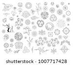 asian traditional design  print ...   Shutterstock .eps vector #1007717428