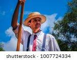 christchurch  new zealand  ...   Shutterstock . vector #1007724334