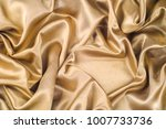 fabric made of silk fabric...   Shutterstock . vector #1007733736