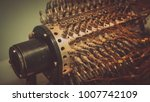 electromagnet coil generator | Shutterstock . vector #1007742109