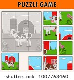 cartoon illustration of... | Shutterstock .eps vector #1007763460