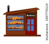 Bakery Shop Booth Facade...