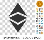 ethereum classic icon with...