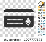 ethereum banking card...