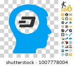dash think icon with bonus...