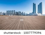 panoramic skyline and buildings ... | Shutterstock . vector #1007779396