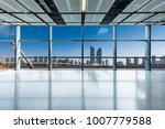panoramic skyline and buildings ... | Shutterstock . vector #1007779588