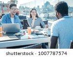 never bored together....   Shutterstock . vector #1007787574