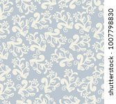 a seamless vector background... | Shutterstock .eps vector #1007798830
