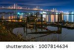 the golden ears bridge ... | Shutterstock . vector #1007814634