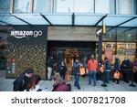 seattle  washington usa  ... | Shutterstock . vector #1007821708