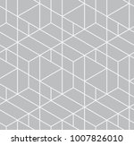 vector seamless pattern.... | Shutterstock .eps vector #1007826010