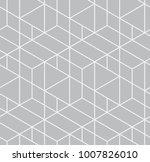 vector seamless pattern.... | Shutterstock .eps vector #1007826010