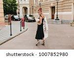 full length portrait of...   Shutterstock . vector #1007852980
