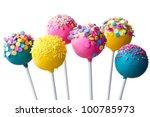 cake pops | Shutterstock . vector #100785973