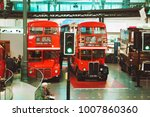 london   august 22  2017  old... | Shutterstock . vector #1007860360