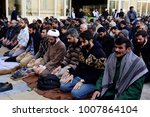 tehran  iran   january 05 ...   Shutterstock . vector #1007864104