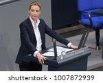 berlin  germany   2018 01 22... | Shutterstock . vector #1007872939