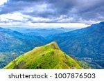 Beautiful Scenery Of Mountains...