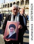 tehran  iran   january 05  pro...   Shutterstock . vector #1007893624