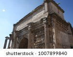 details of septimius severus...   Shutterstock . vector #1007899840