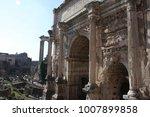 details of septimius severus...   Shutterstock . vector #1007899858