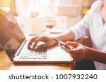young asian entrepreneurs women ... | Shutterstock . vector #1007932240