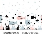 card with empty space for... | Shutterstock .eps vector #1007949253