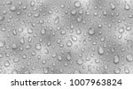 background of water drops of... | Shutterstock .eps vector #1007963824