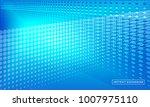 halftone gray gradient...   Shutterstock .eps vector #1007975110