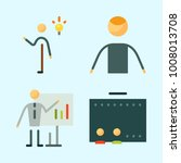 icons set about human with... | Shutterstock .eps vector #1008013708