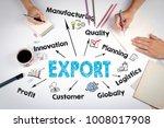 export  product merchandise... | Shutterstock . vector #1008017908