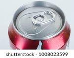 aluminum can close cover   Shutterstock . vector #1008023599