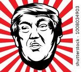 Donald John Trump. American...