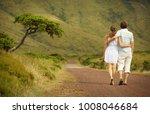 just married couple in...   Shutterstock . vector #1008046684