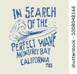vector surf illustration text...   Shutterstock .eps vector #1008048166