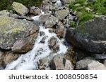 creek with running water in... | Shutterstock . vector #1008050854