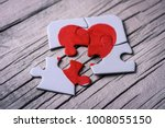 closeup of some separated... | Shutterstock . vector #1008055150