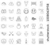 responsiveness icons set.... | Shutterstock .eps vector #1008063958