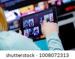 benon  france   january 21 ... | Shutterstock . vector #1008072313