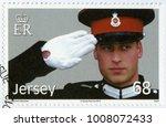 saint helier  jersey   june 21  ... | Shutterstock . vector #1008072433