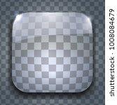 transparent phone button...