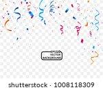 celebration background template ... | Shutterstock .eps vector #1008118309