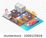 set of isolated high quality... | Shutterstock .eps vector #1008125818