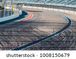 tire marks on road track. motor ... | Shutterstock . vector #1008150679