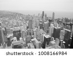 chicago city landscape | Shutterstock . vector #1008166984