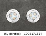 two round vandal proof led...   Shutterstock . vector #1008171814