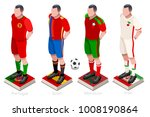 russia 2018 soccer world cup a... | Shutterstock .eps vector #1008190864