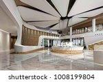 3d render of luxury hotel...   Shutterstock . vector #1008199804