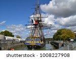 rochefort  france  september... | Shutterstock . vector #1008227908